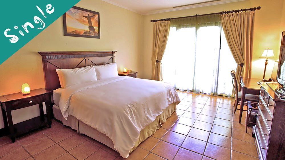 Rythmia Accommodations - Single Room