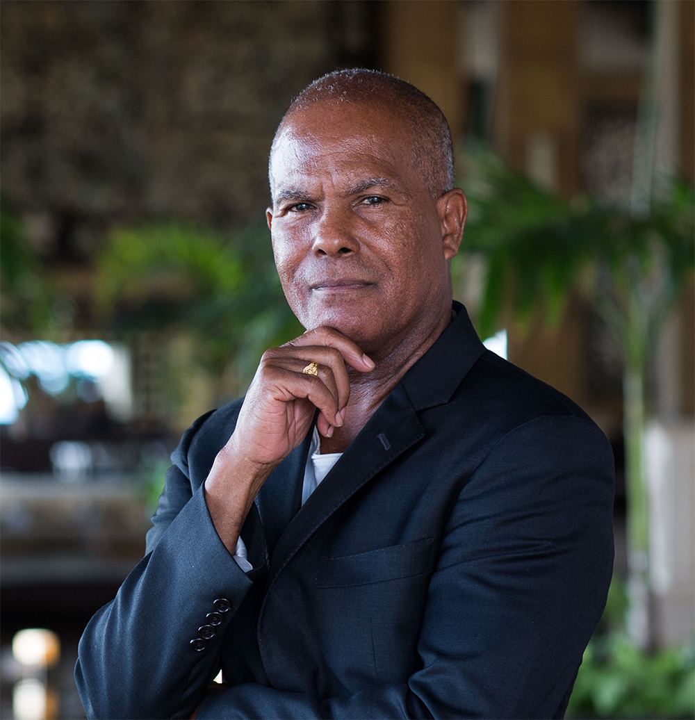 Michael Beckwith thinking about taking some ayahuasca - the answer is yes