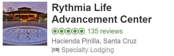 Rythmia Life Advancement Center ayahuasca healing center